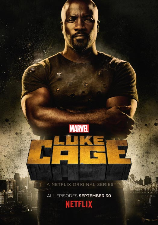 Luke Cage 1ª Temporada Torrent - WEBRip 720p Dual Áudio (2016)