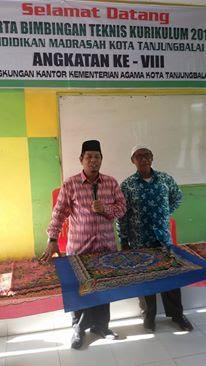 Kakankemenag Tanjungbalai Buka Bimtek K13