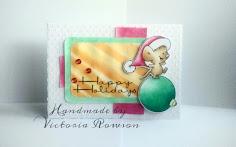 November's Featured Card Designer!