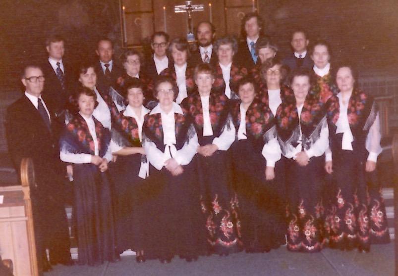 Rsleyn kuoro 1980
