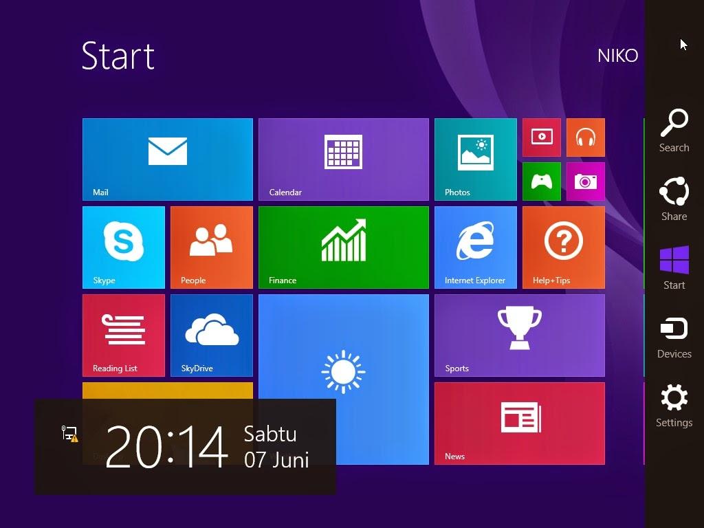 Panduan Lengkap Windows 8.1 Untuk Pemula