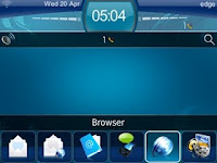 Download Tema Blackberry 9300 OS 6 Terbaru
