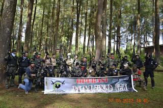 Air Soft Gun Malino