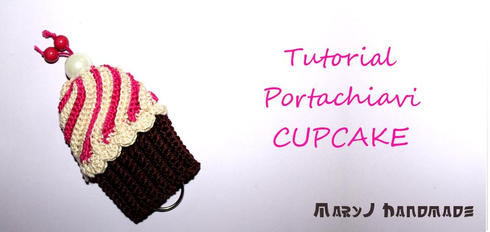 Maryj Handmade Cupcake Alluncinetto Crocheted Cupcake
