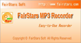 ������ ����� ����� fairstars MP3 Recorder