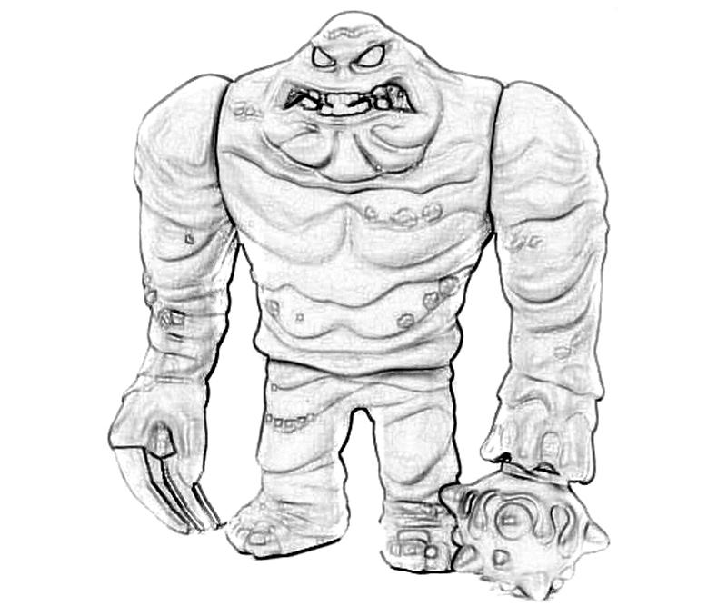 printable-batman-arkham -city-clayface-funny_coloring-pages
