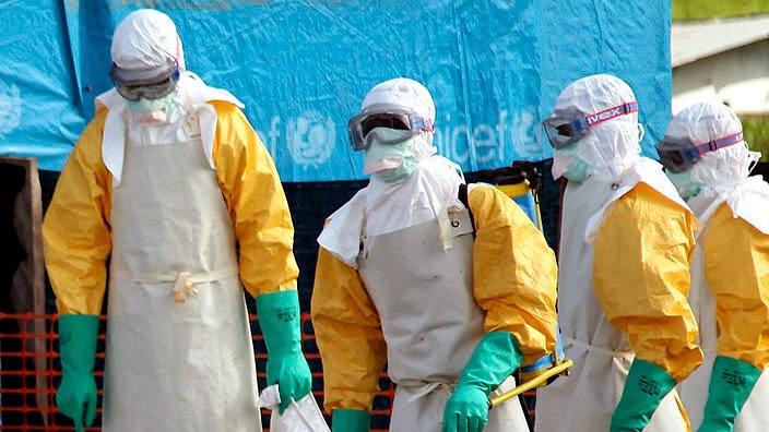 nigerian ebola spain