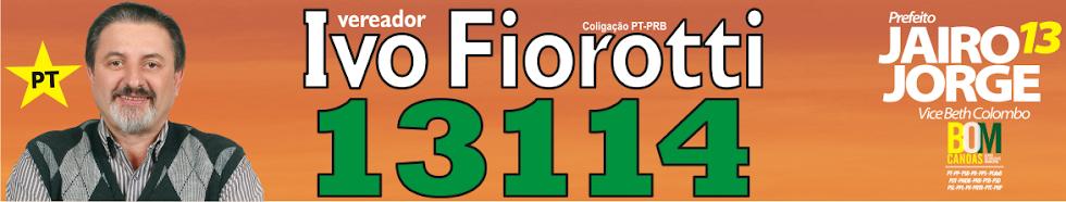 Ivo Fiorotti 13114 - Vereador PT