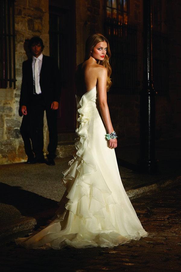 Some Models Dress Women: Rivini Bridal Collection