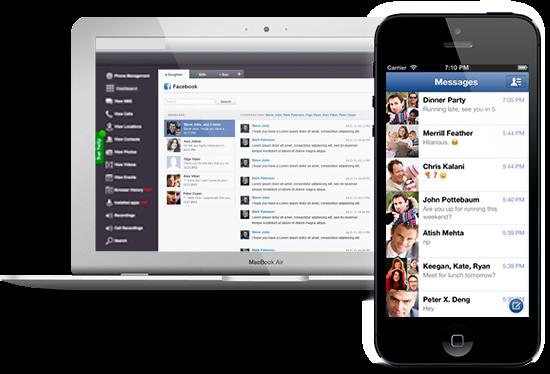 espiar conversaciones facebook