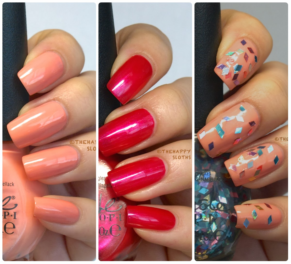 Nicole by OPI Nail Polish Colors for 2014: Review and Swatches | The ...