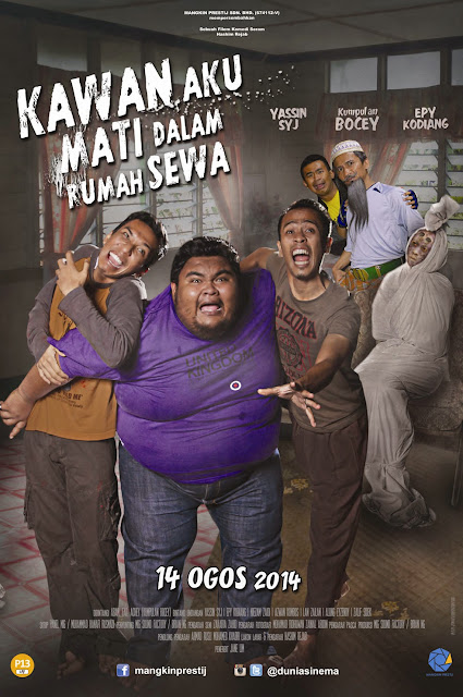 Kawan Aku Mati Dalam Rumah Sewa (2014)