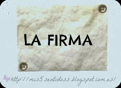 Grafología, Firma