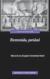 Bienvenida, paridad (Autora)