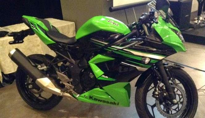 Kawasaki Ninja 250 RR Mono Bare Models Launched 40 The spring?