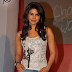Priyanka Chopra in Short Dress  Photo Gallery