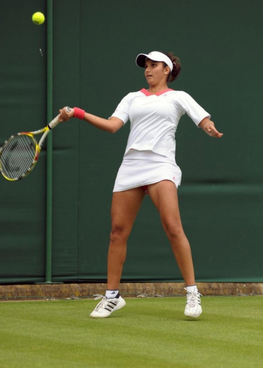 Sania mirza asian juegos fotos