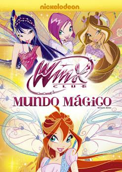 Winx Club: Mundo Mágico – DVDRip AVI + RMVB Dublado