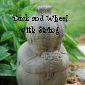 Duck and Wheel with String