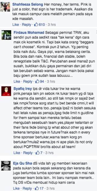 BIKIN PANAS! Afdlin Shauki Persoal Trend Penajaan Dato Seri Vida Terhadap TRW