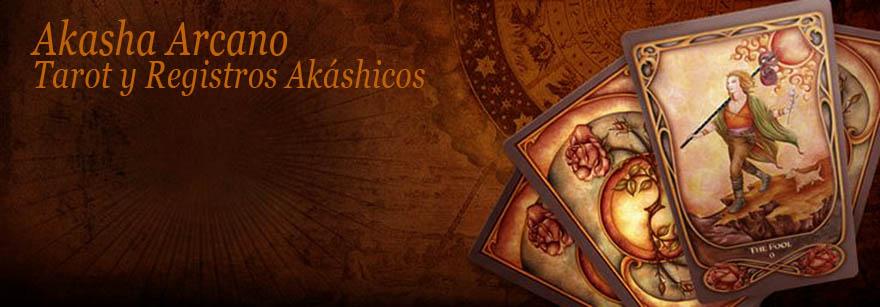Akasha Arcano Tarot y Registros Akashicos