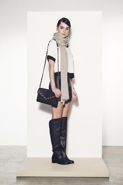 Clara invierno 2015 moda mujer.