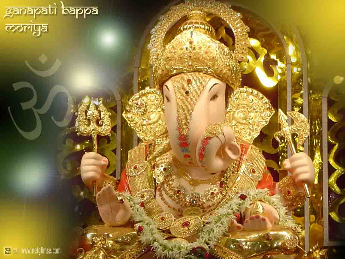 lord ganesha wallpaper computer background - photo #18