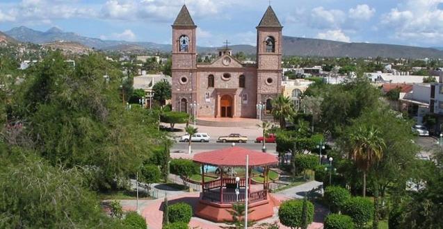 Centro Histórico La Paz, BCS