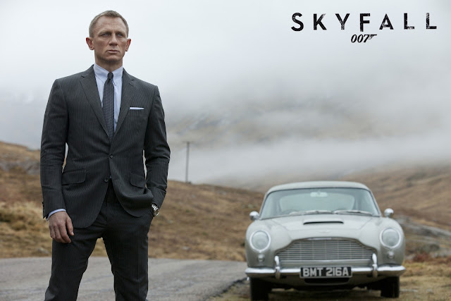James Bond 007 Skyfall wallpapers for iPhone 5 (14)