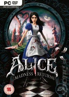 Alice Madness Returns full free pc games download +1000 unlimited version