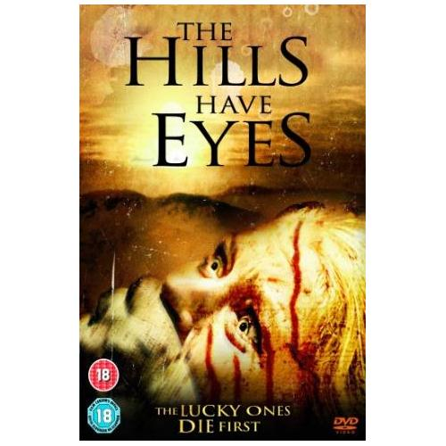 Remakes - The Hills Have Eyes ( 2006 ) | UK HORROR DVD ... The Hills Have Eyes 4