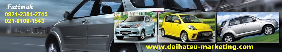 Daihatsu  Marketing Online
