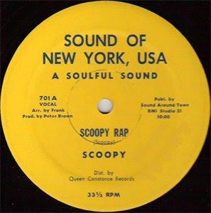 Scoopy - Scoopy Rap