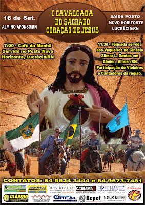 I Cavalgada do Sagrado Coração de Jesus
