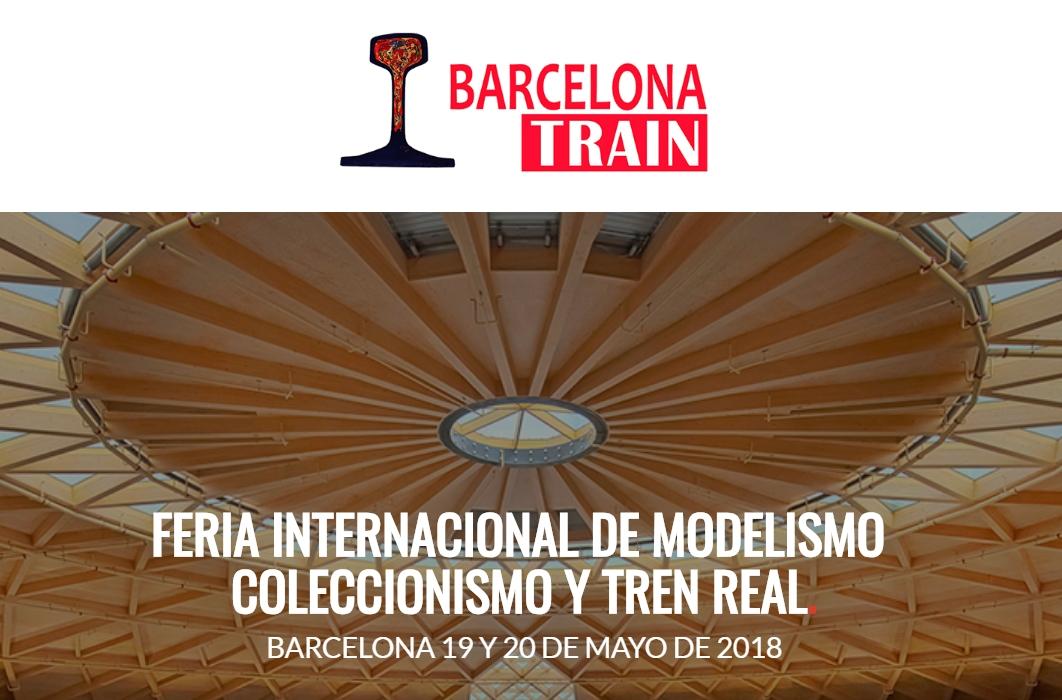 """Exposició """"Barcelona Train"""""""