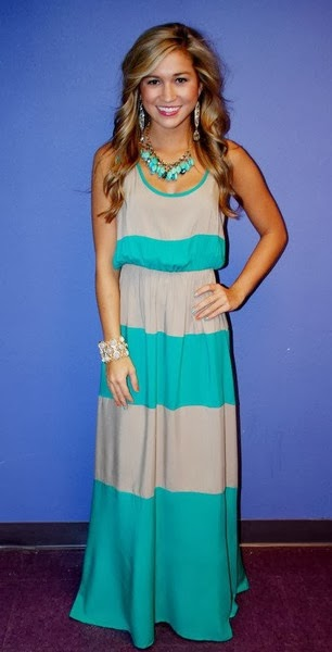 Jade Beach Bum Maxi