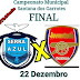 SANTANA DOS GARROTES: Serra Azul e Juventude decidem campeonato municipal na próxima terça-feira(22)