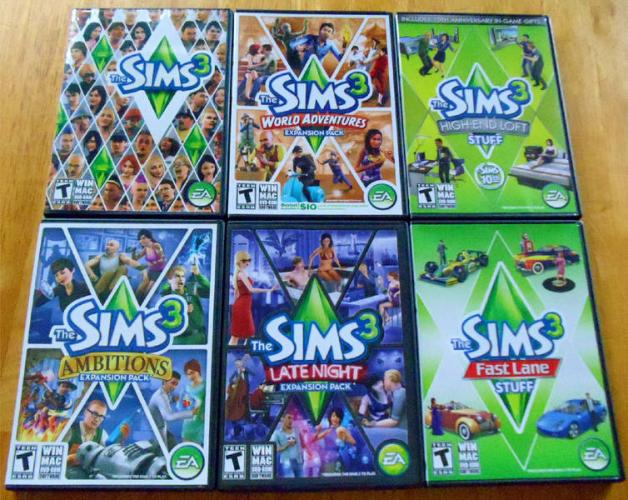 games like sims 3