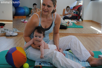 Tina Poetis Baby Massage