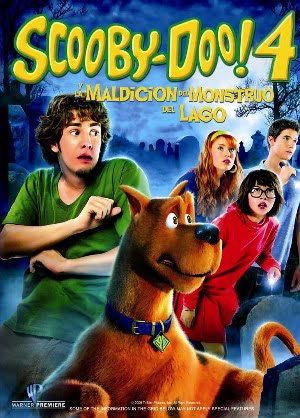Scooby Doo! : A Maldição do Monstro do Lago   Dual Áudio + Legenda