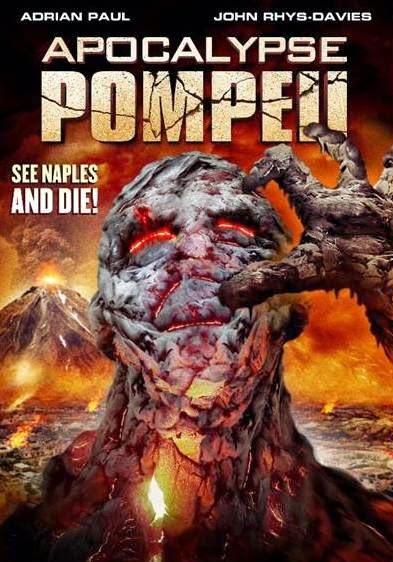 Vulcão: O Apocalipse – Dublado (2014)
