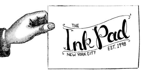 The Ink Pad, NYC