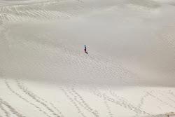 Daniel down the Dunes
