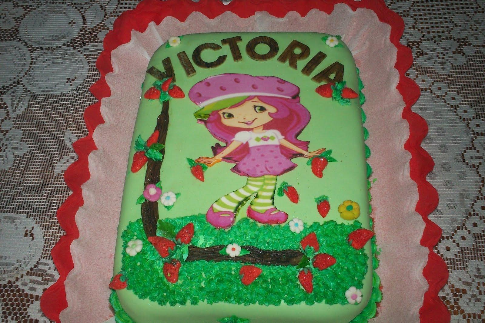 REPOSTERIA ARTESANAL MARIJO 0426-9159361: Torta Frutillita ...
