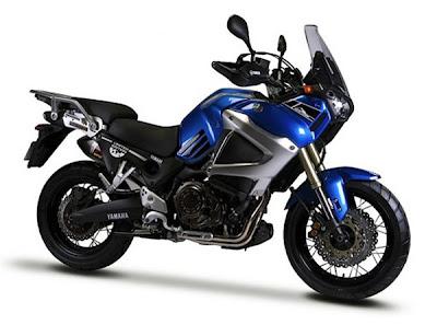 Foto Nova Yamaha Tenere 2013