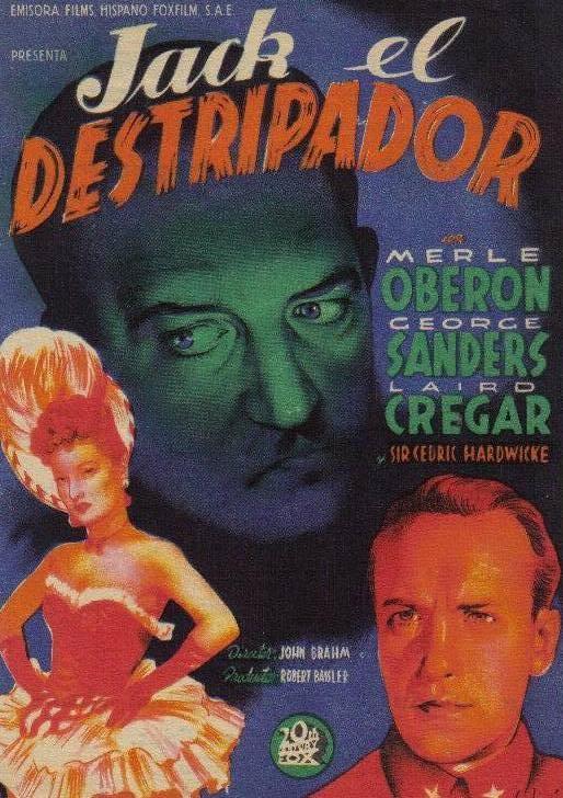 Jack, el Destripador (1944)