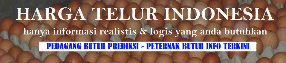 Harga Telur Indonesia