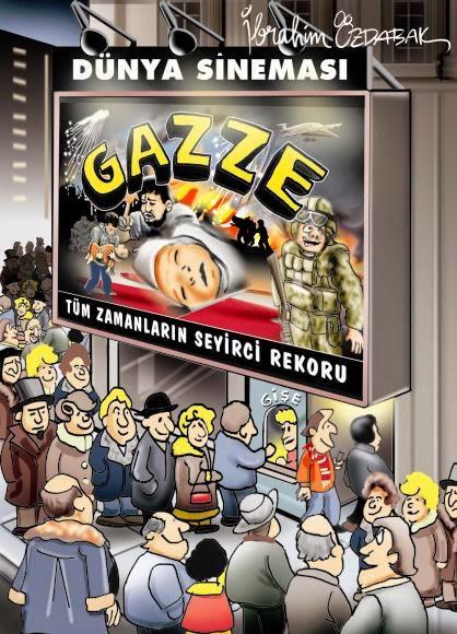 israil gazze