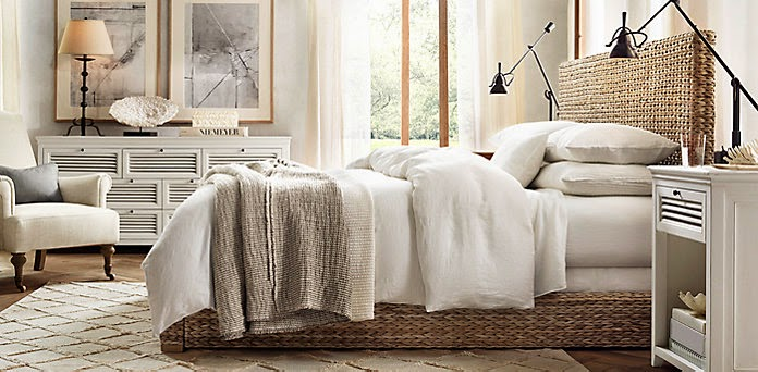 Check Out This Collection Of 11 Fabulous Bedroom Designs. Later On I Will  Also Post Part Number 2. Sources: Restoration Hardware ...