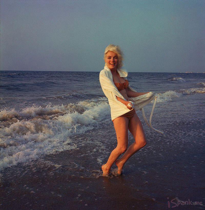 Imagenes ineditas Marilyn Monroe (Algunas a color)